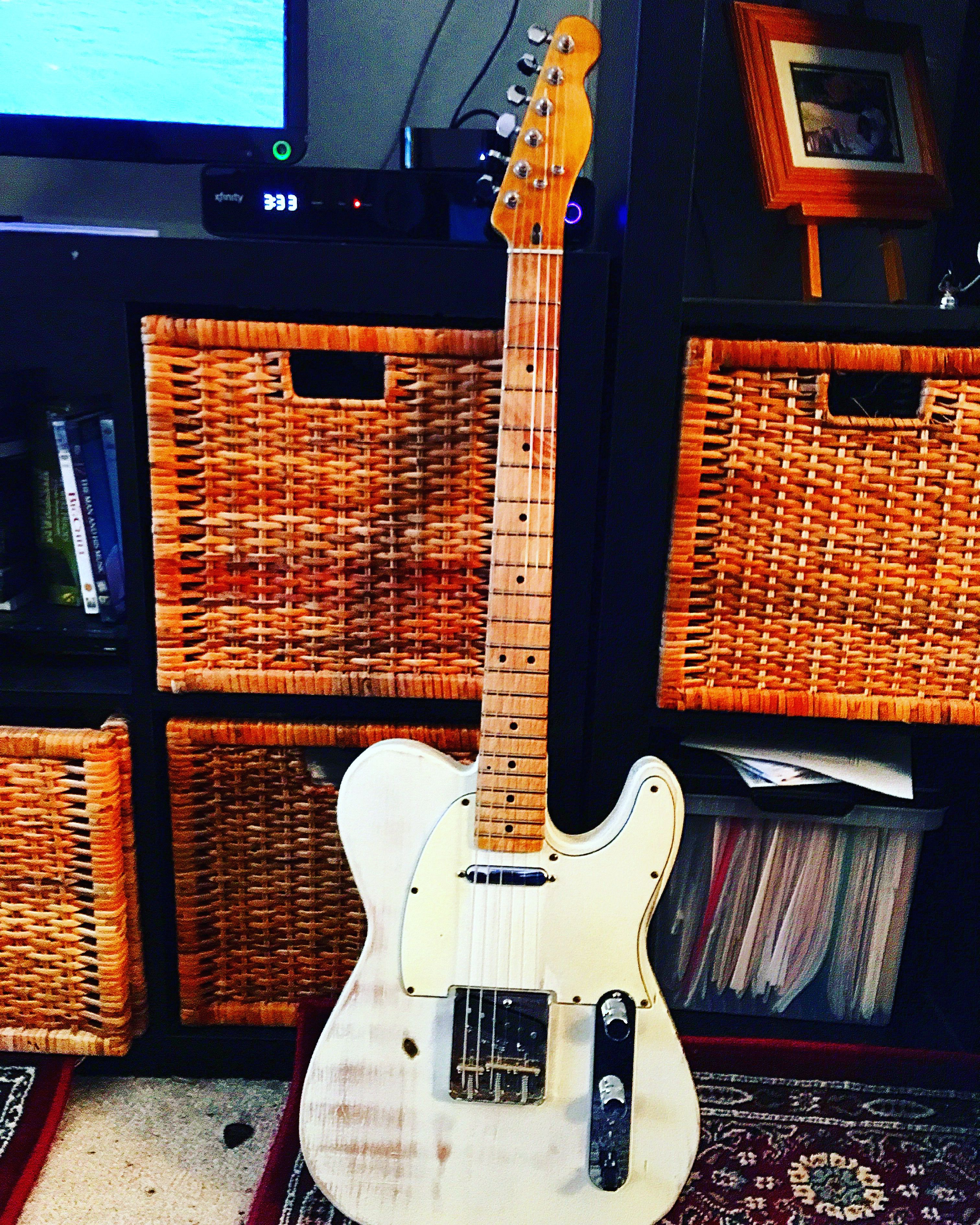 Pinecaster Showcase Telecaster Guitar Forum Telecasters One Pickup Wiring Pinterest And Axe