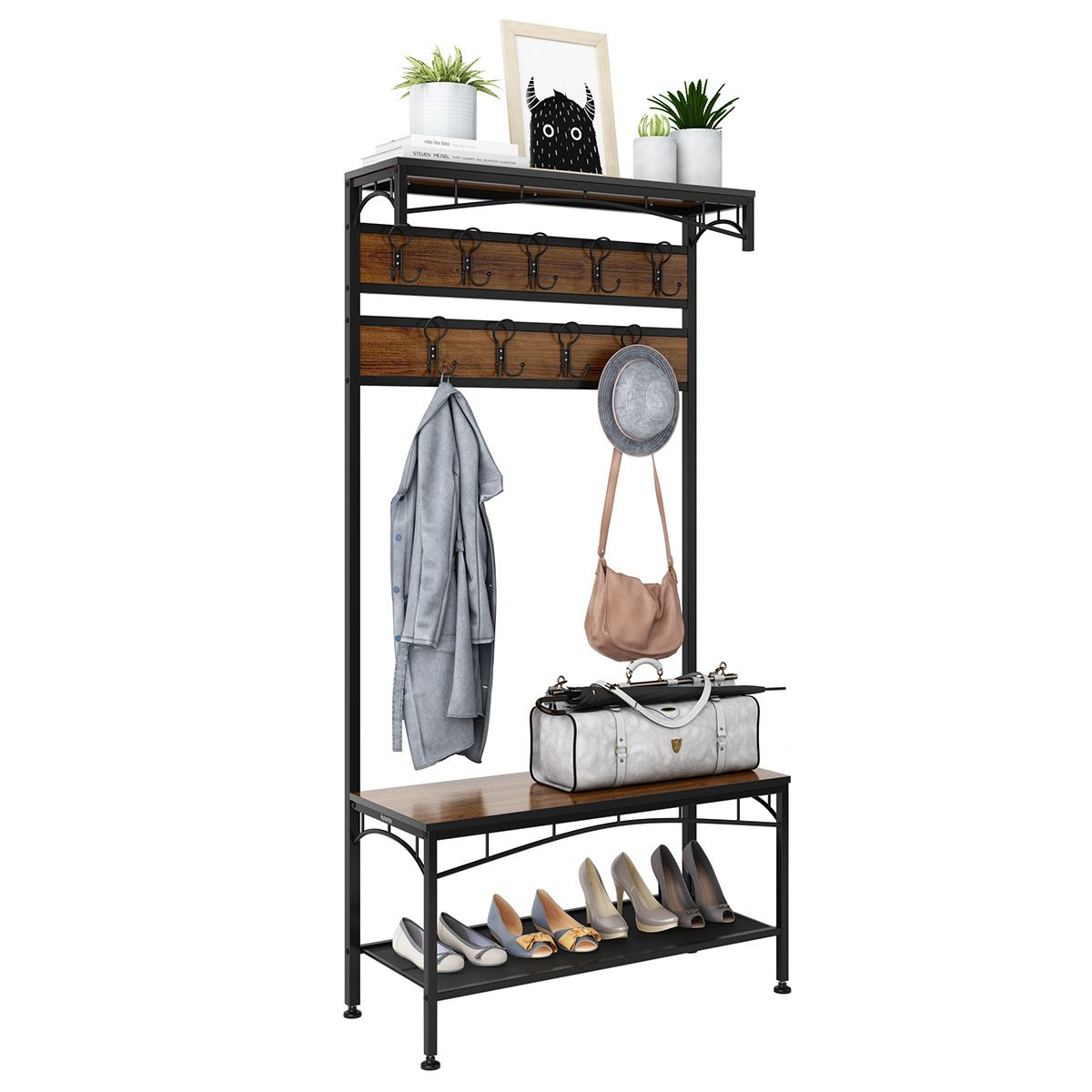 Home In 2020 With Images Entryway Coat Rack Entryway Storage