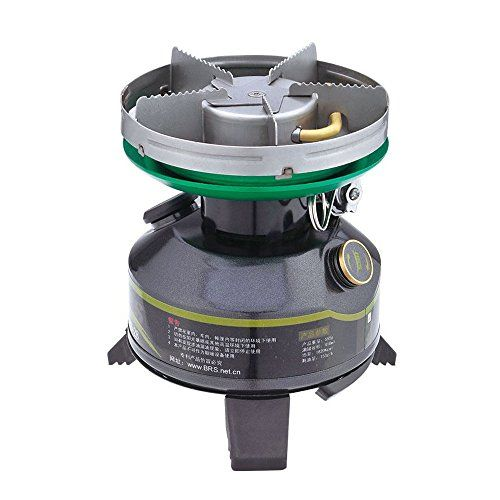 Docooler BRS Highend Outdoor Camping Gasoline Stove Nonpreheating Oilburning Boiler Travelling Field Fishing Picnic Furnace -- To view further for this item, visit the image link.