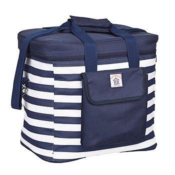 Strawberry Fool - Coastal Stripe Family Cool Bag