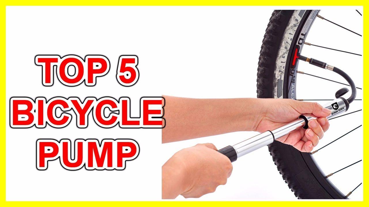 Best Frame Mounted Bike Pumps   BCCA