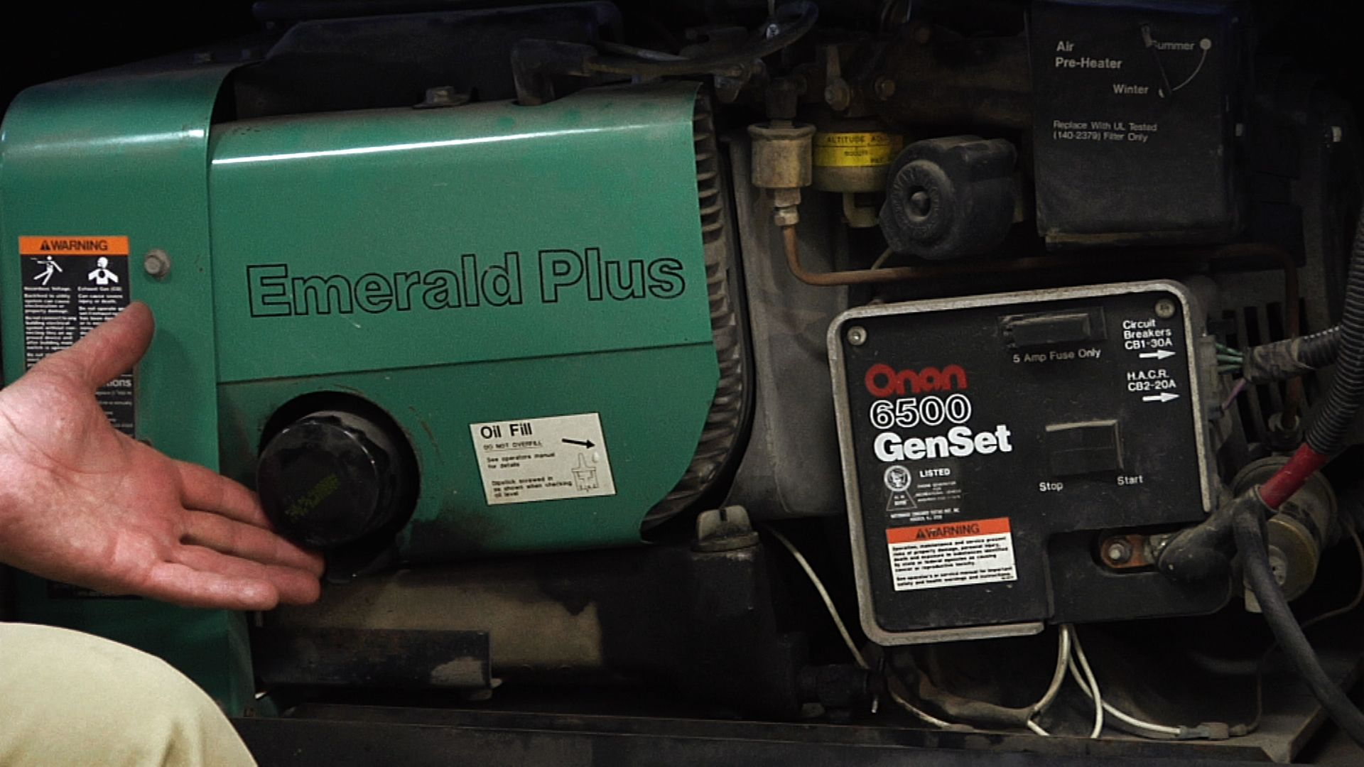 Basic RV Generator Maintenance What to Review Annually