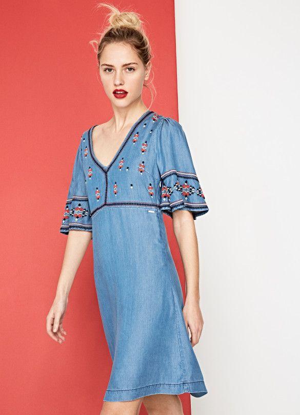 5a775c5e03f Knit Garden Dress   My Style, Needs, and Likes   Dresses, Garden dress,  Shirts