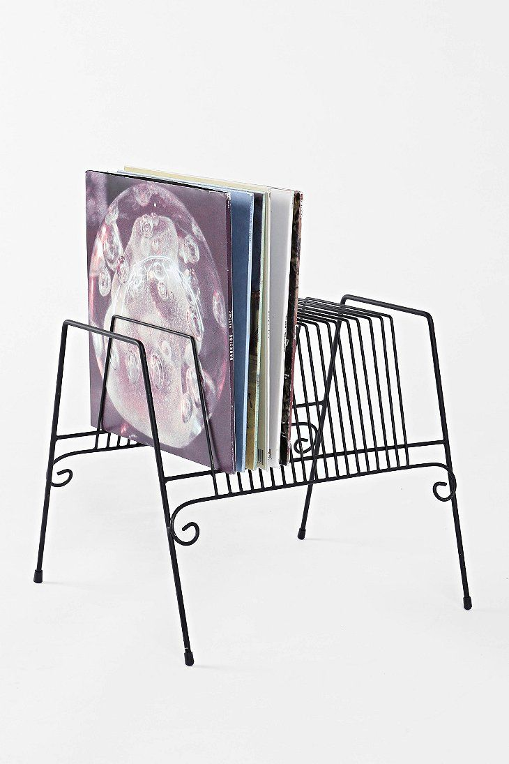 Plum u bow record organizer urban outfitters apartment