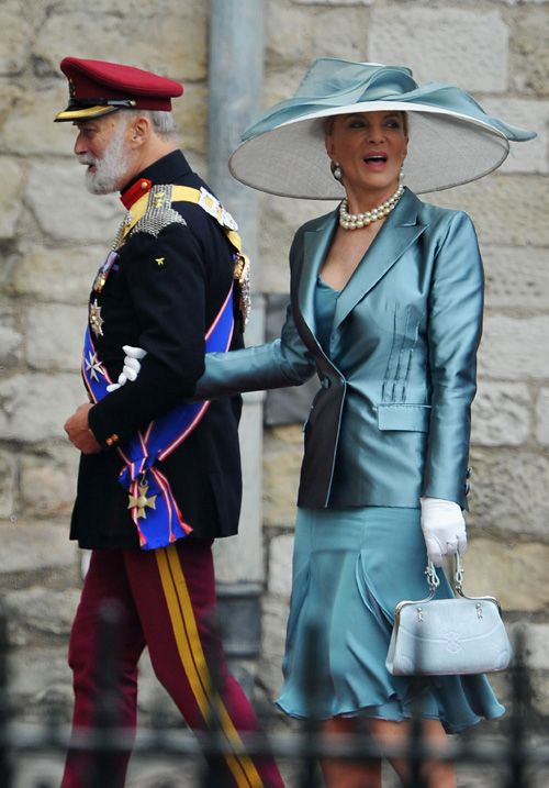 Princess Michael of Kent with her husband Prince Michael. Not many ...