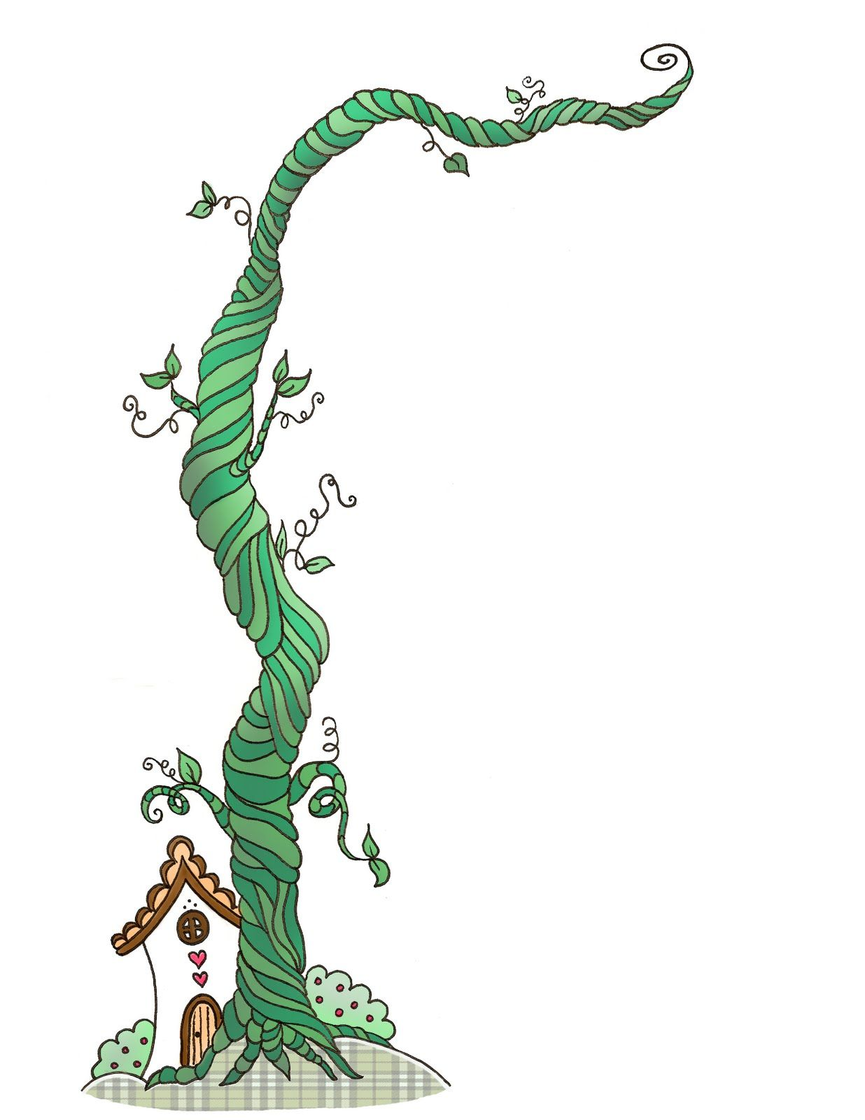 You Can Use Any Image Of Jack From Jack And The Beanstalk