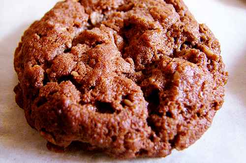 Spoonful of Sugar: Choco-Peanut Butter Oatmeal Chipsters