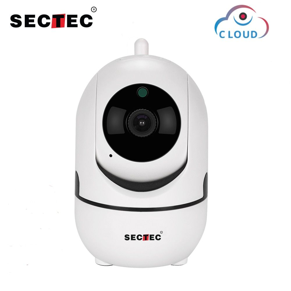 Cheap Price SECTEC 720P Cloud Storage Wireless IP Camera