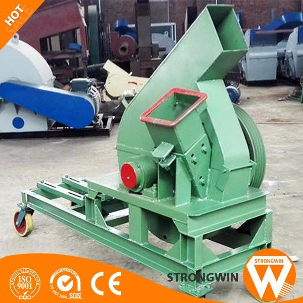 Industrial Used Electric Small Wood Chippers Machine For Sale Wood Chipper Wood Industrial