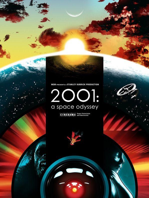 2001 L Odyssee De L Espace Stanley Kubrick Movies 2001 A Space Odyssey Space Odyssey