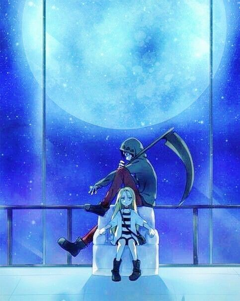 Photo of Satsuriku no Tenshi (Angels of Death) – Rachel Gardner & Isaac Foster (Edit made…