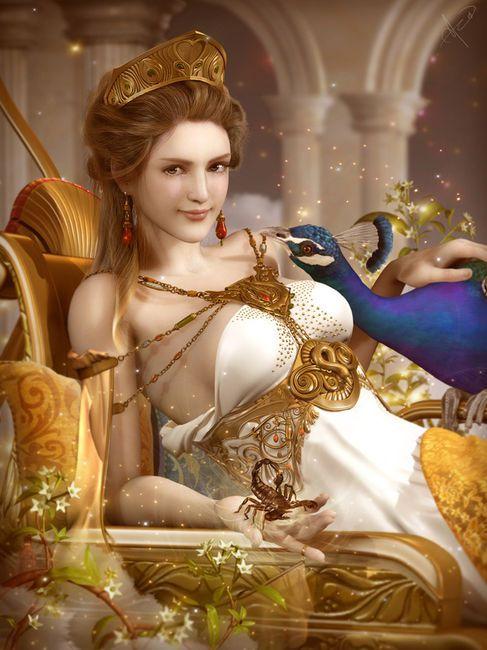 The Olympian Gods and Goddesses of Greek Mythology / Cira Car ...