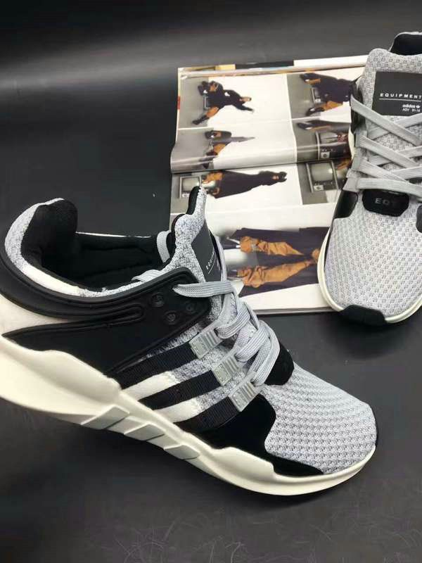 cheap for discount 8fba3 7cf3d Discount Adidas EQT running support 93 Primeknit Grey Core Black For Cheap