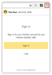 End Of Support For Norton Identity Safe Local Vault In Google
