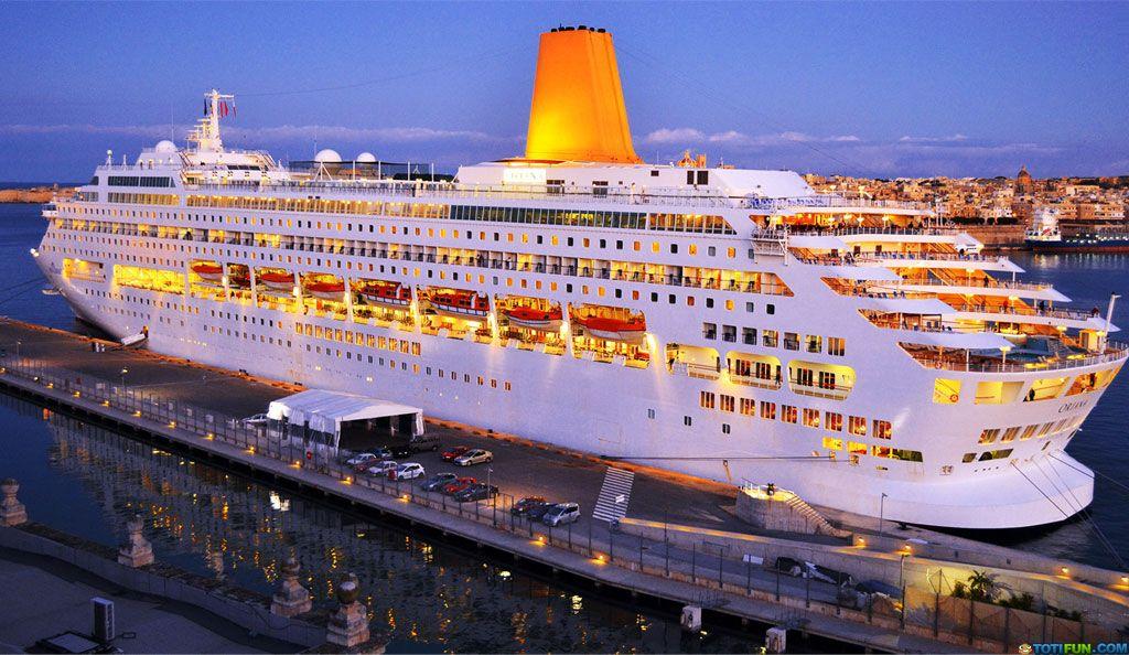 Cruise Ship Mv Oriana Hd Wallpaper Costa Cruises Cruise Ship Cruise Travel