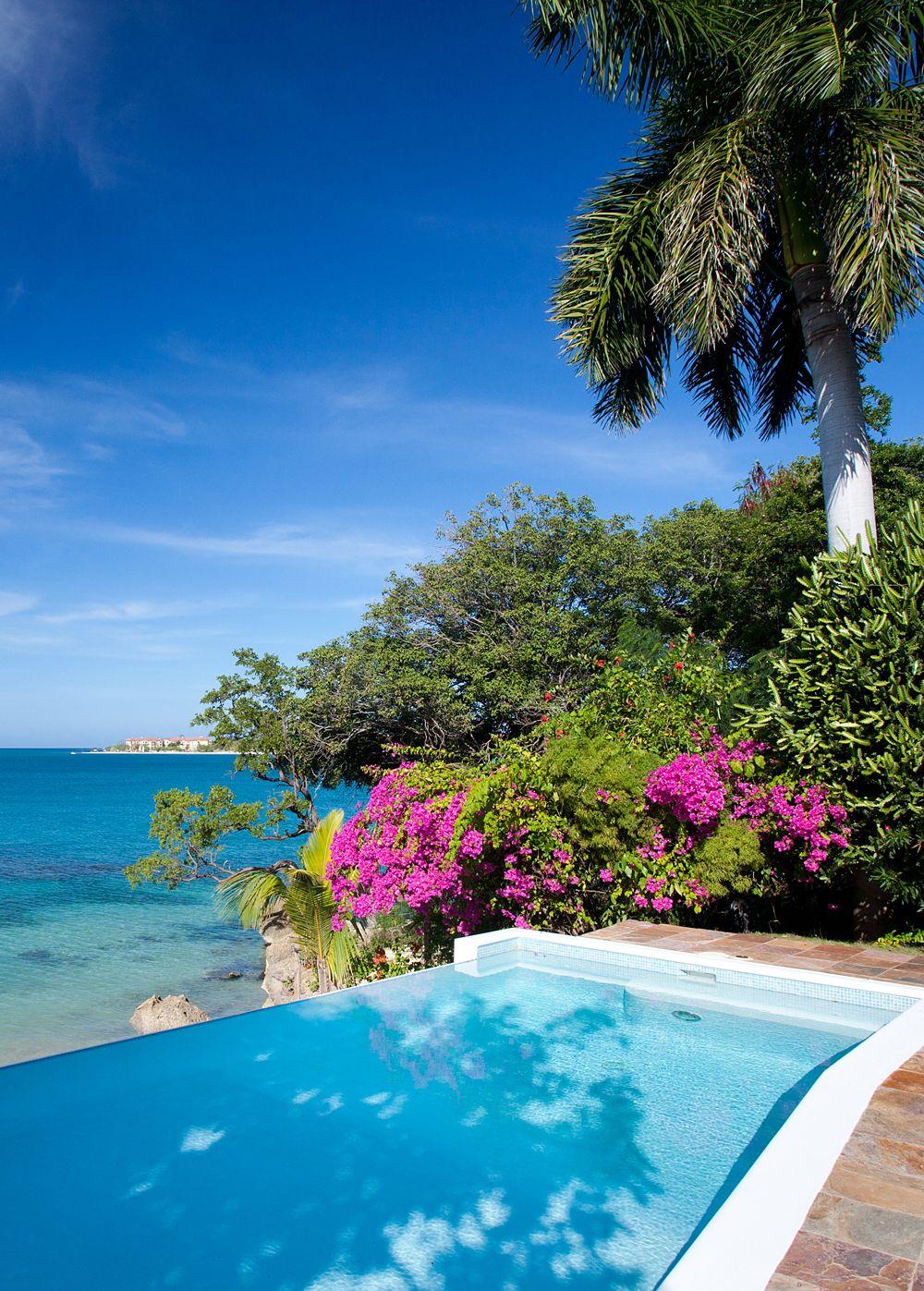 Culloden Cove, Jamaica, Caribbean. Boutique villa and