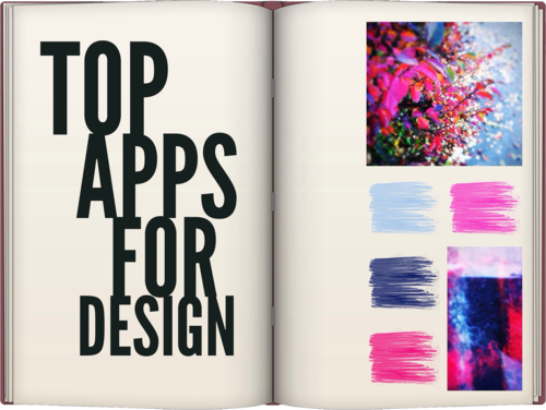 Apps For Design And Visual Story Telling Marmalade Moon Graphic Design Art Apps Design Tutorials