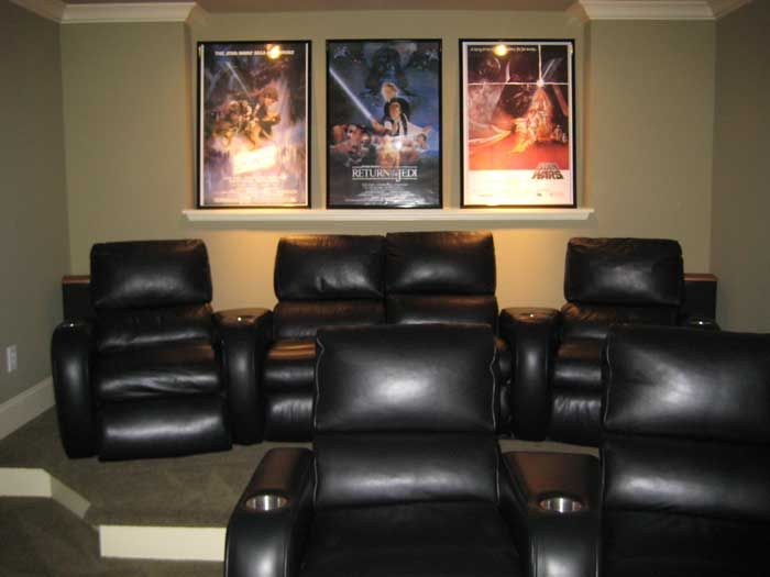 theater home room for seating design transitional eight cinema entertaining solutions media entertainingdesign view