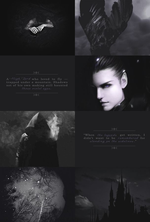 Afleetingstardust Rhysand High Lord Of The Night Court A