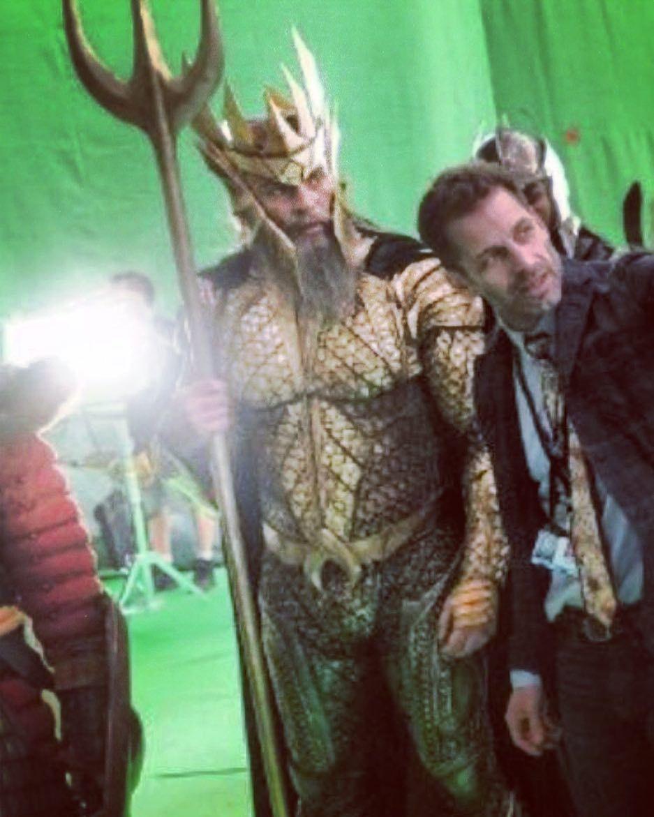 Julian Lewis Jones Reveals His Justice League Role Justice League Behind The Scenes Villain