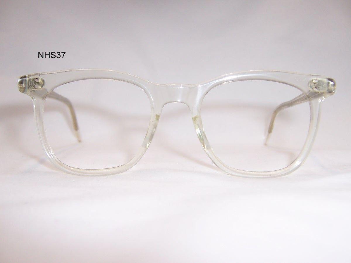 2621ef634ce Vintage Crystal NHS 524 Spectacles- Vintage Glasses - Dead Men s Spex