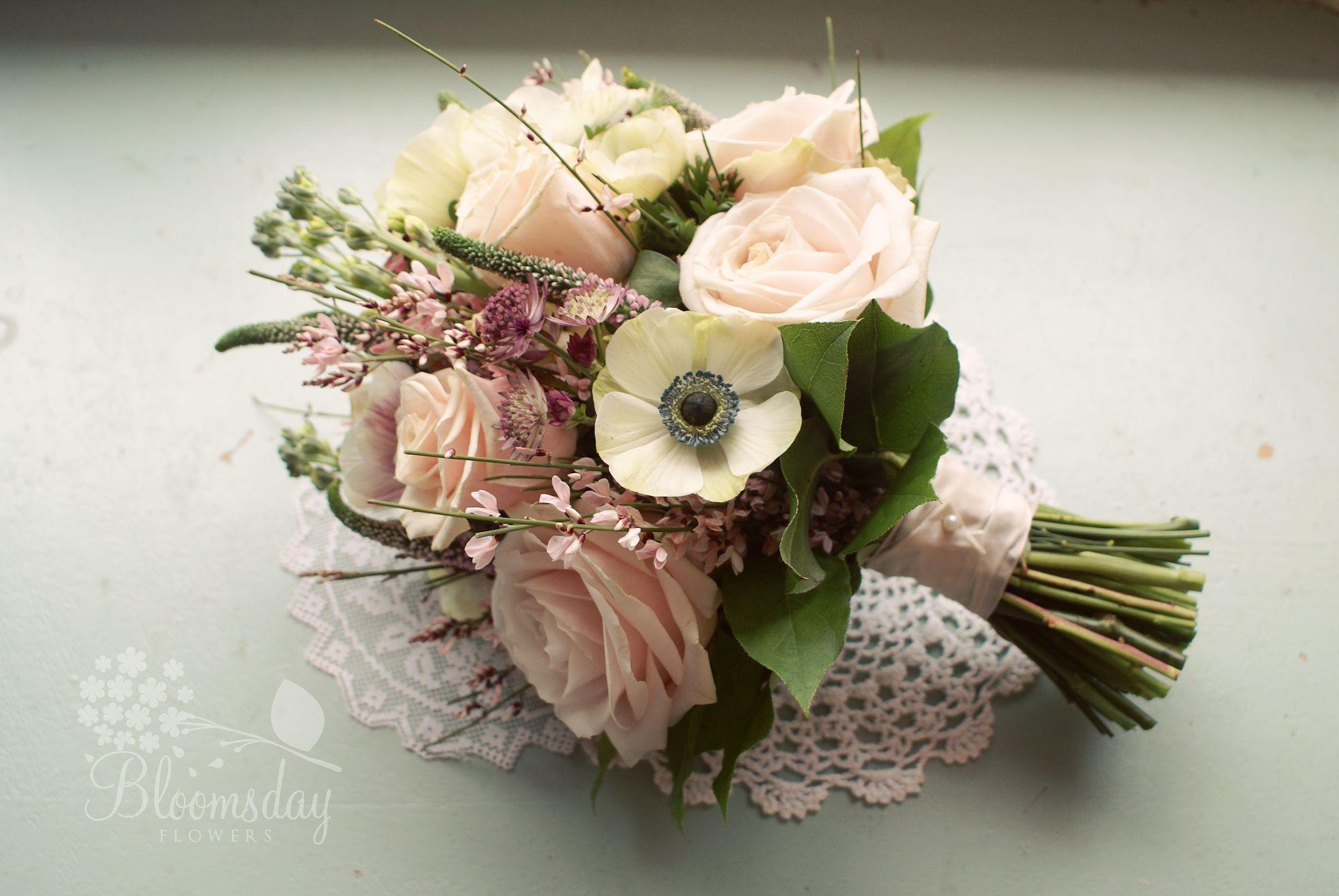 Vintage Style Pink Bridal Bouquet Bridal Bouquet Bridal Bouquet Pink Vintage Bridal Bouquet
