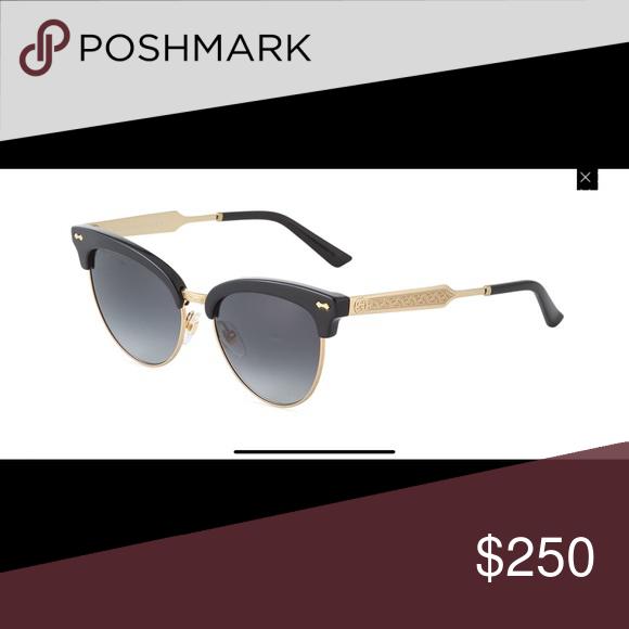 7460e414ec666 Gucci Round Cateye Sunglasses Brand new comes with case proof of purchase Gucci  Accessories Sunglasses