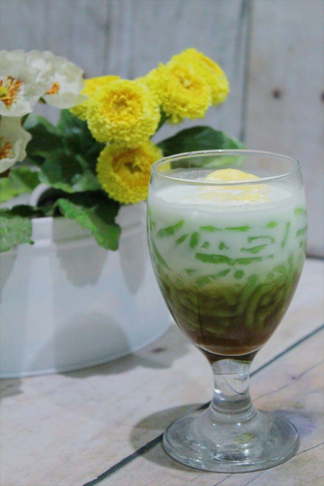 Resep Dawet Ayu Dawet Ayu Jadul Hidangan Takjil Minuman Tradisional Indonesia Perbedaan Dawet Dan Cendol Resep Minuman