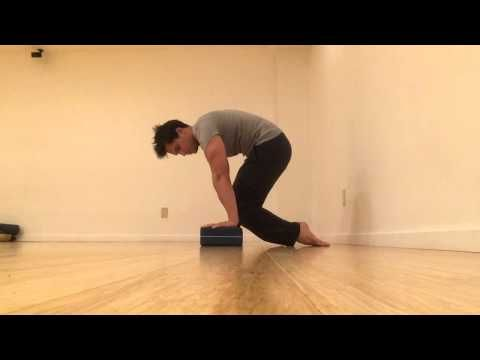 press handstand core exercise 1  the asana academy