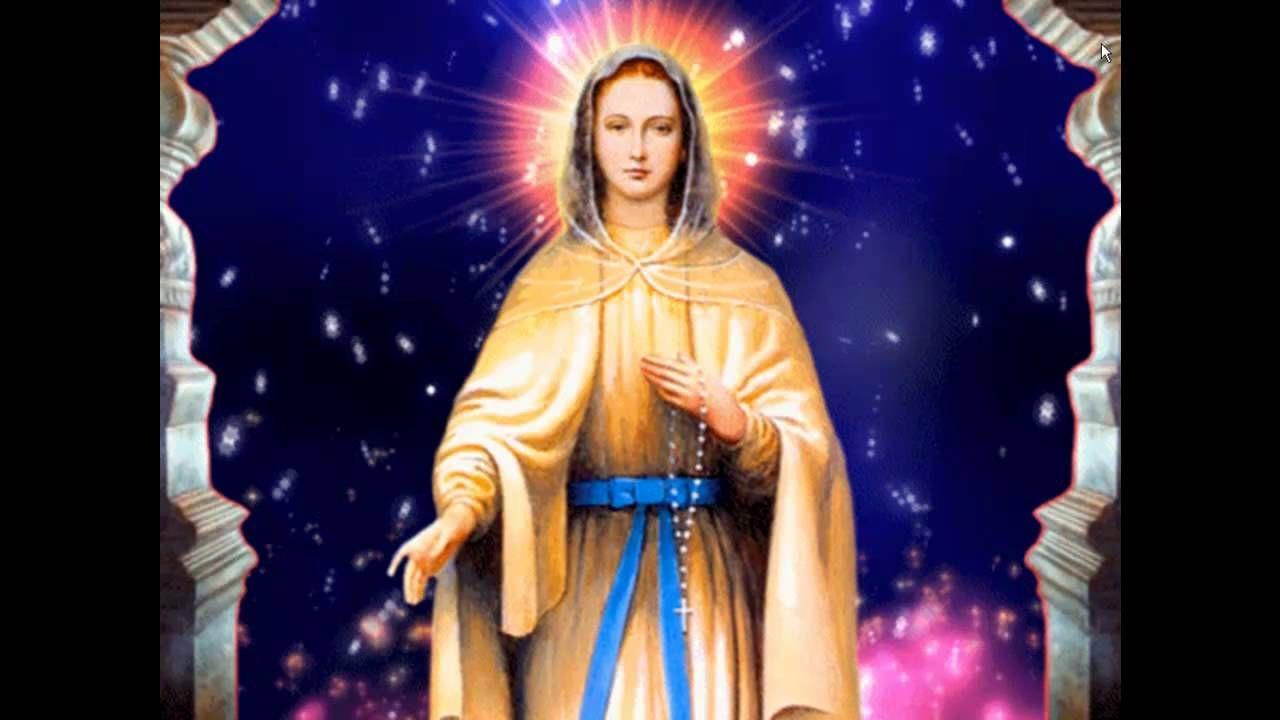 Cântico a La Madre Reina del Cielo