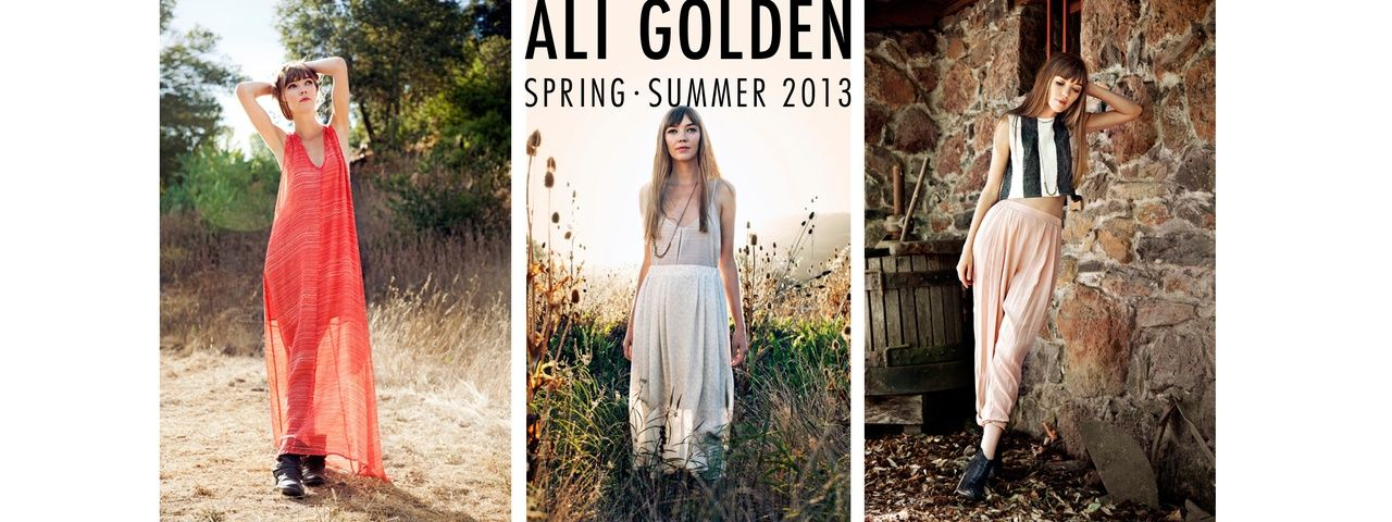 Ali Golden from Oakland Spring 2013.  Super cute!