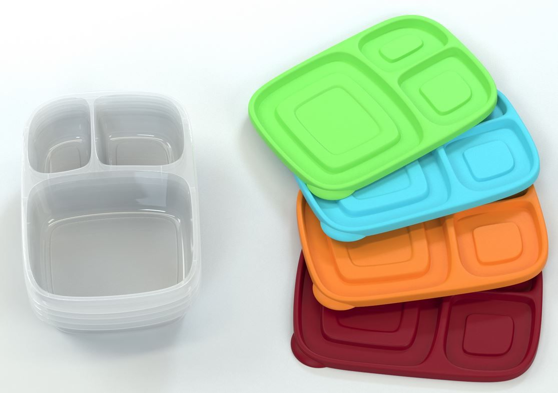 Enter to win a 4-pk Bento style lunch box set!  Ends 3/12