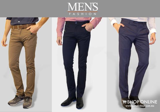 Y A Ti Que Tipo De Pantalones Te Va Mejor Pantsuit Pants Mens Fashion