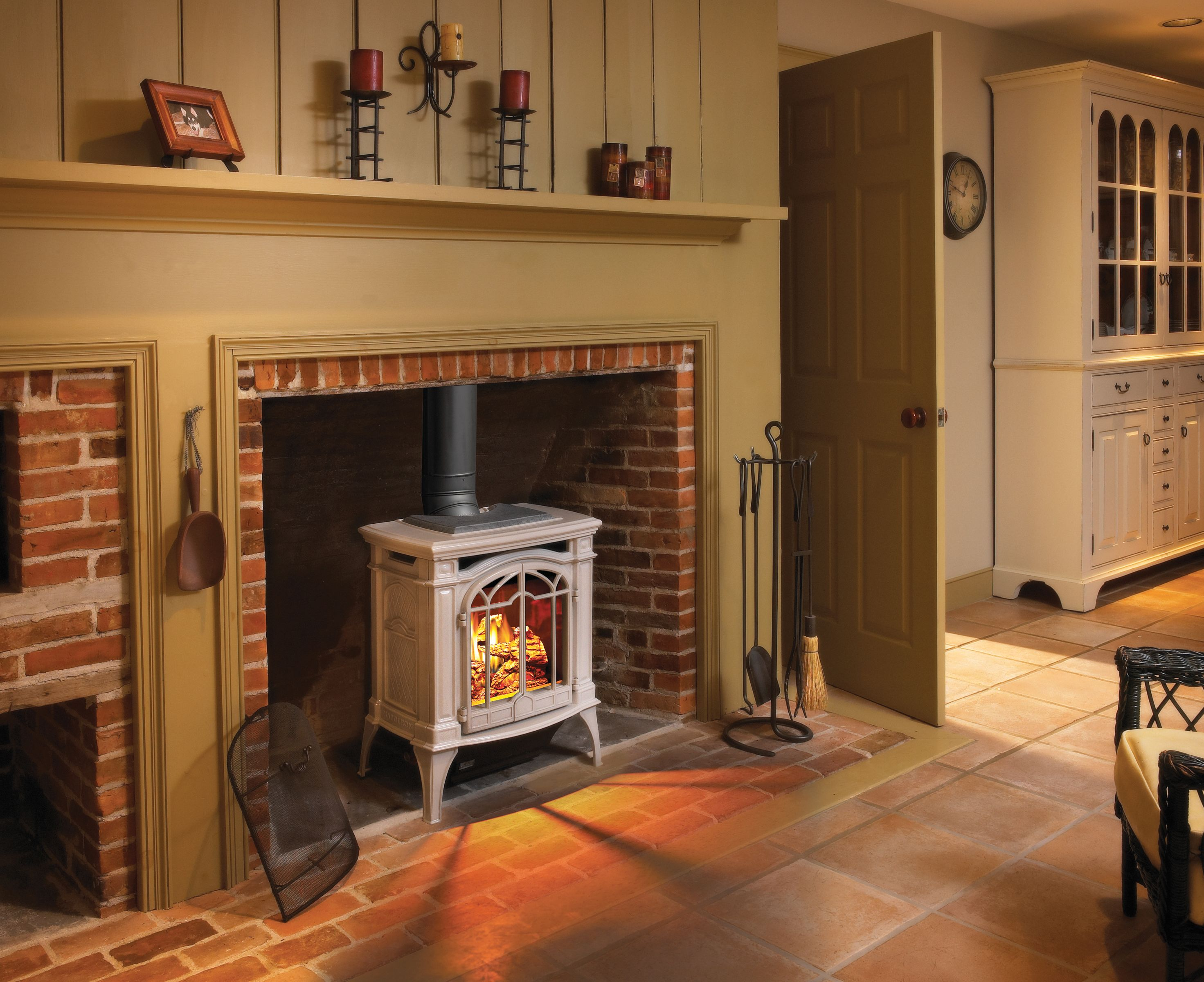 Napoleonus bayfield gds the perfect little gas stove with a ton