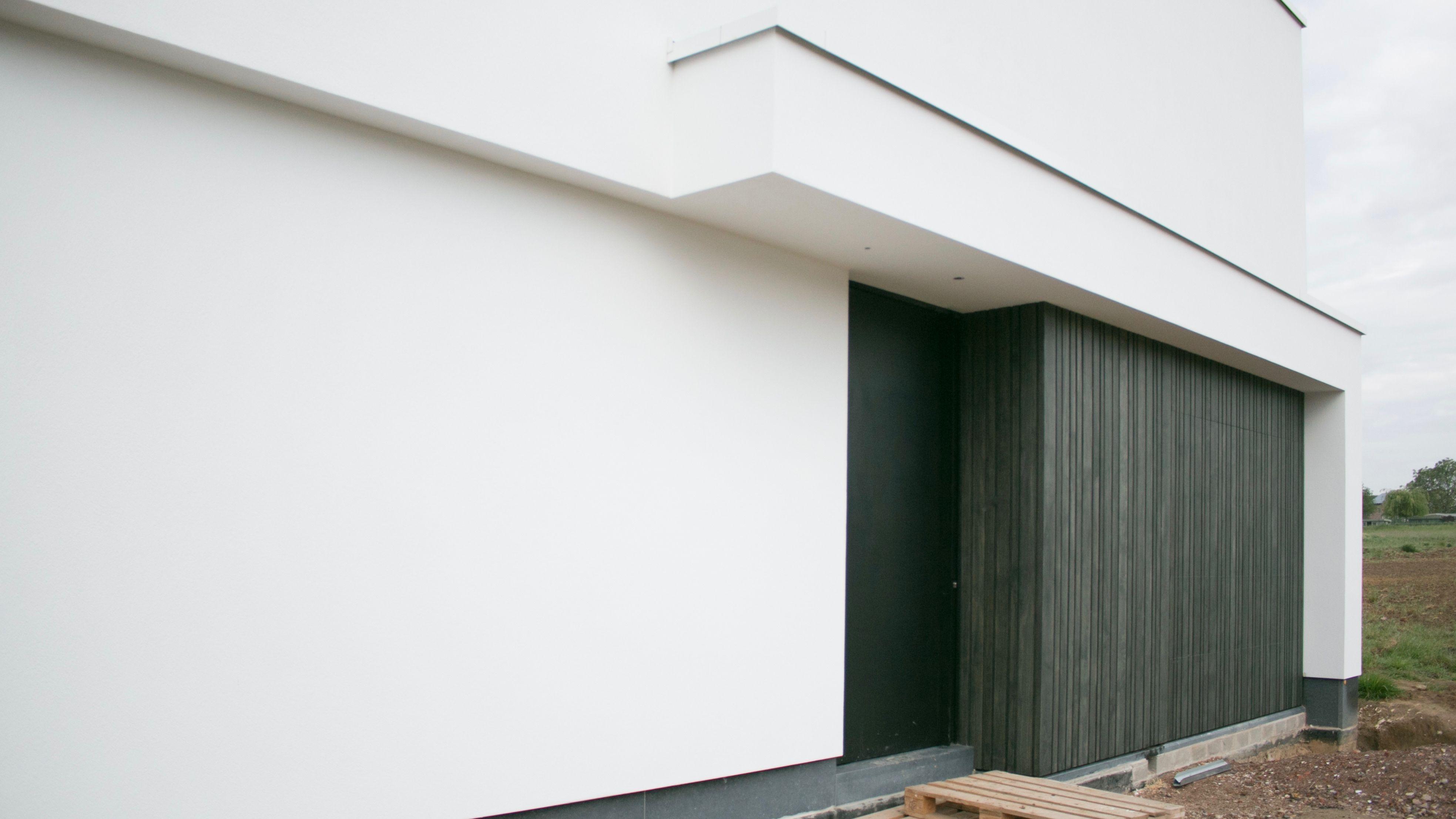 Niko wauters ben woning energiezuinige moderne minimalistische