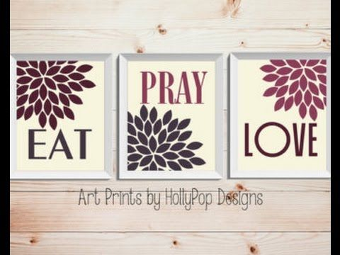 Wall Art Designs: Kitchen Wall Art Decor Kitchen Framed Wall Art ...