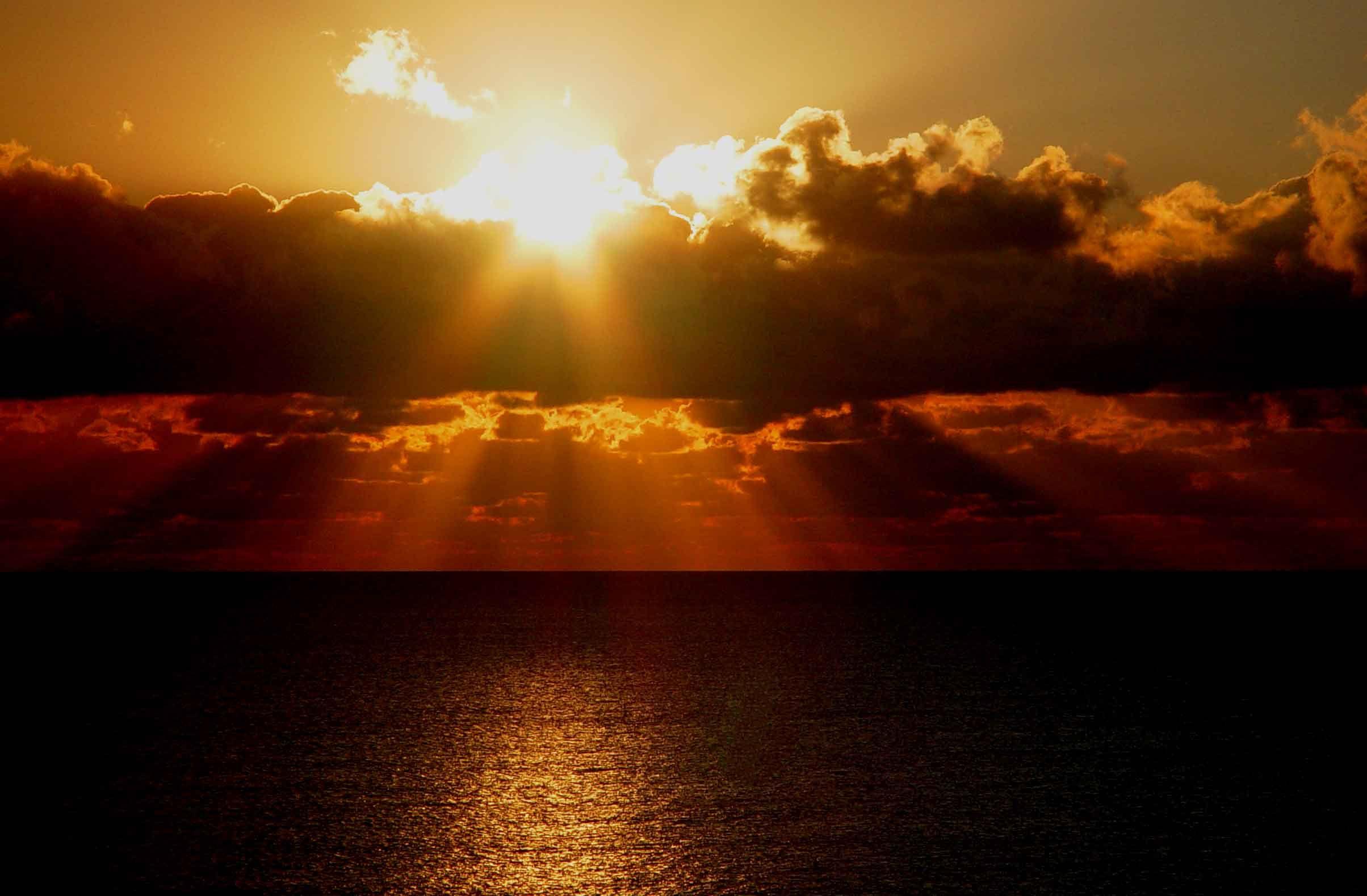30 BEAUTIFUL SUNRISE -SUNSET WALLPAPERS FREE TO DOWNLOAD   Cancun ...