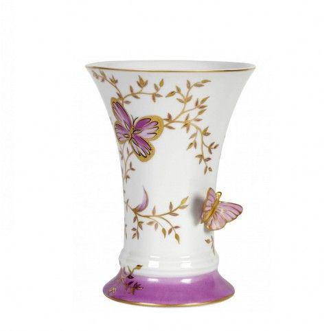 Vase Papillon Mauve Decoratemisc Objects De Arte Trays Vases