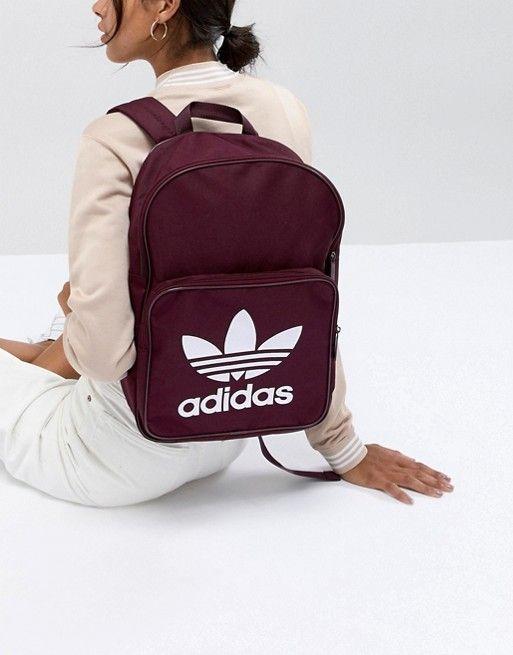 adidas Originals Sac à dos classique Bordeaux | #Adidas