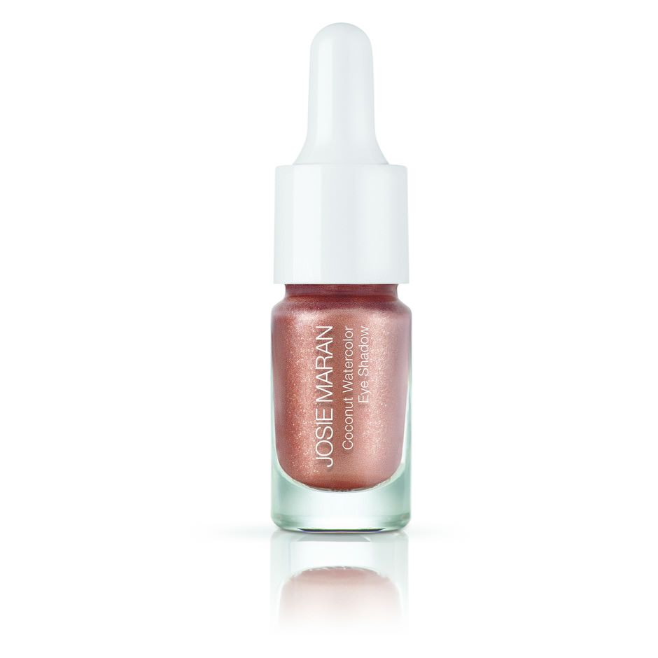 Rio De Rose Gold Josie Maran Cosmetics Coconut Watercolour