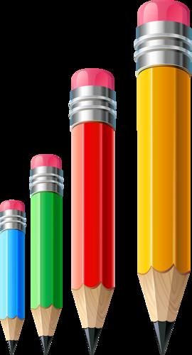 crayons stylos - Page 33   Цветные карандаши, Скрапбукинг, Карандаш