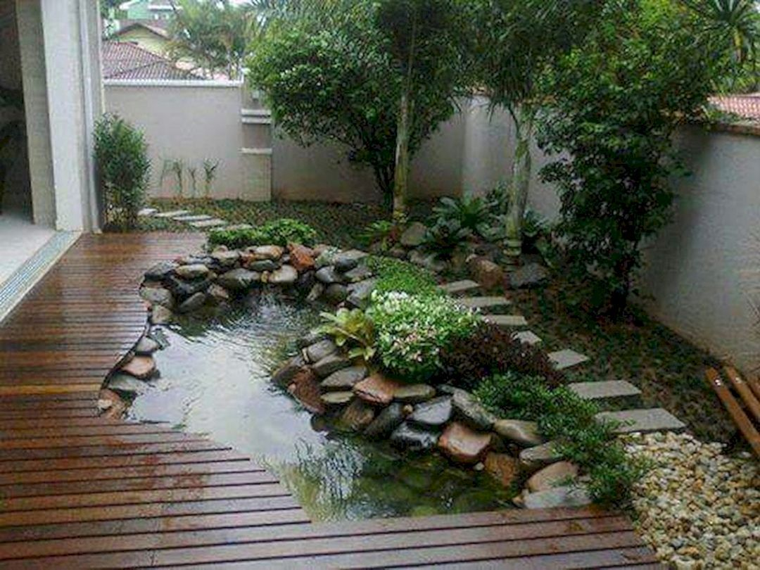 80 Super Cool Backyards Design For Your Perfect Home Garden