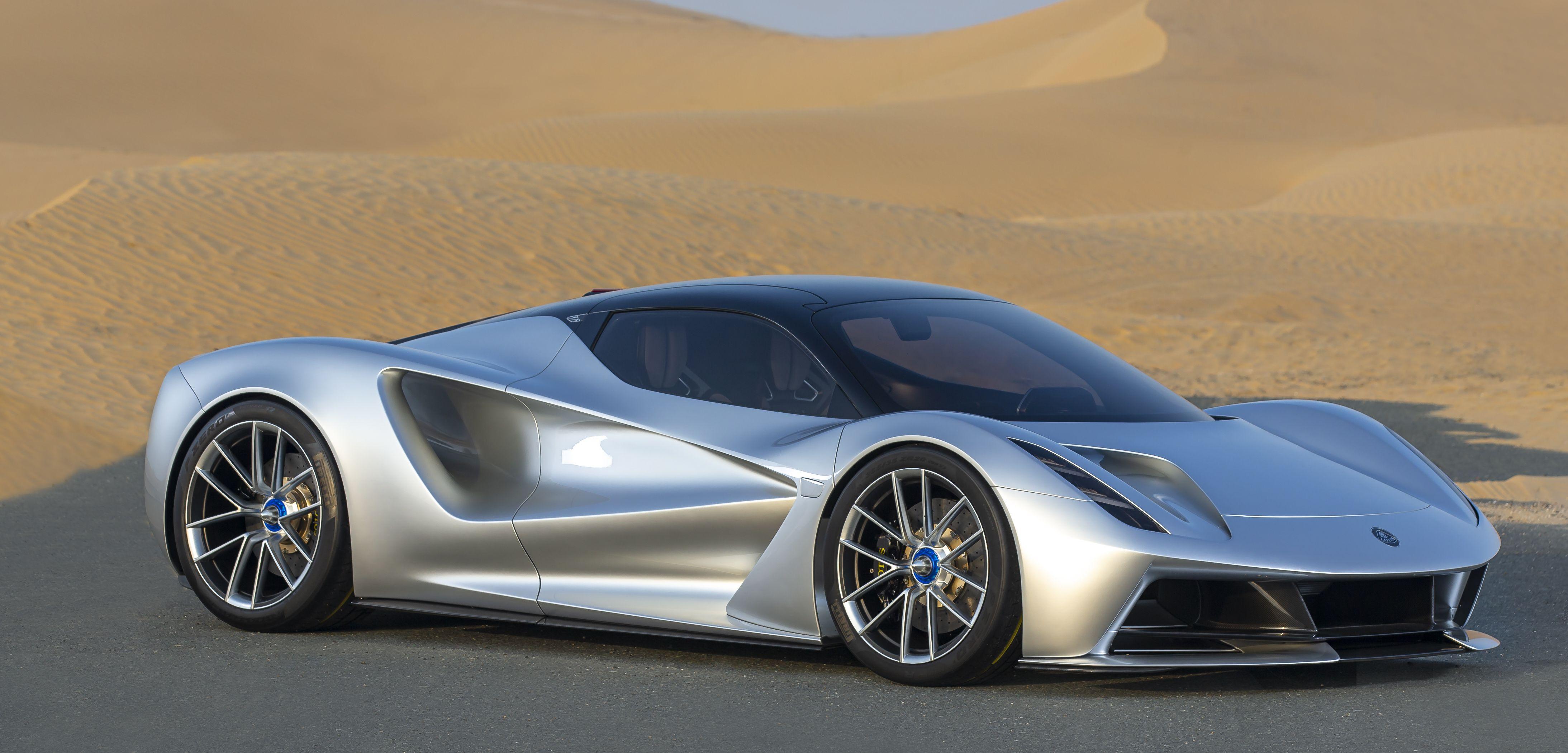 2020 Lotus Evija Lotus S Big Step Into The Supercar World In 2020 Superauto Autozeitung E Motor