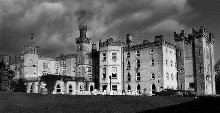 Cabra Castle, Co  Cavan, Ireland  There's a hanging tree, a