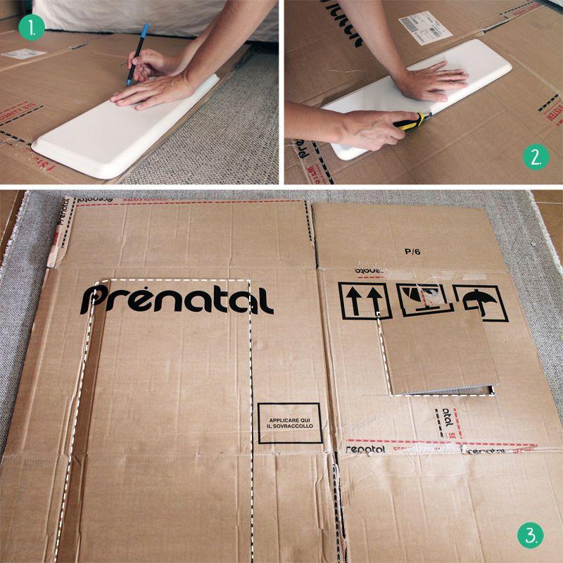 C mo hacer una casita de cart n primeros pasos casetes for Como hacer una puerta de madera paso a paso