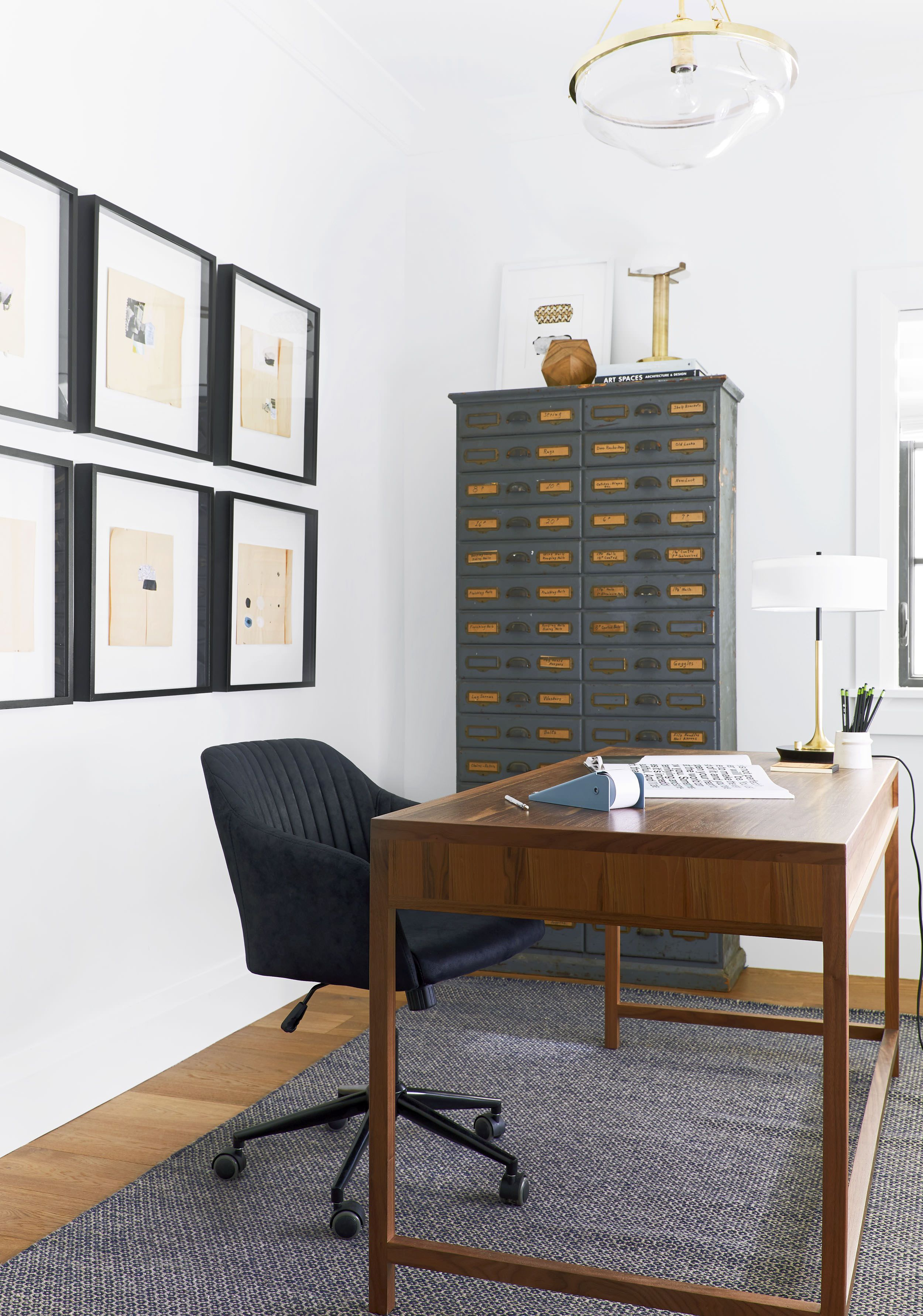Portland Reveal A Light Bright Home Office Home Office Design