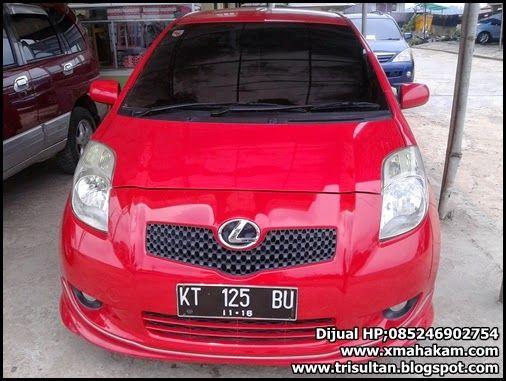 Iklan Bisnis Samarinda Dijual Mobil Toyota Yaris 2006 Type S