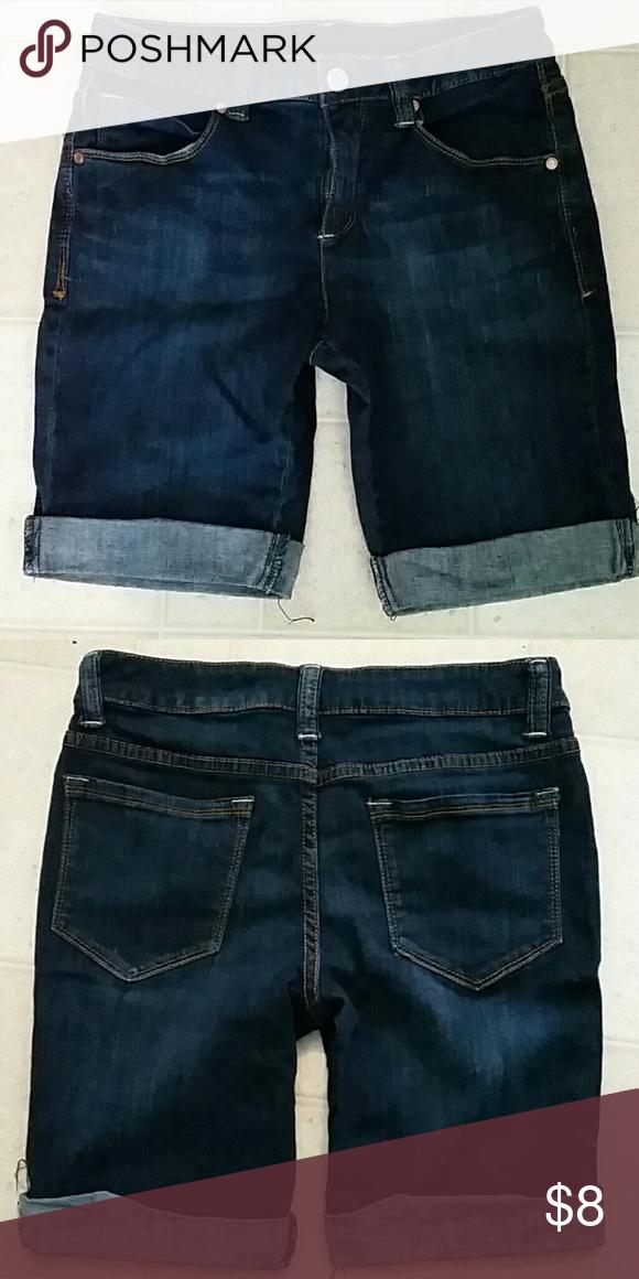 ea3de6b600 Faded Glory shorts sz 8 Blue Jean shorts sz 8. Faded Glory Shorts Jean  Shorts