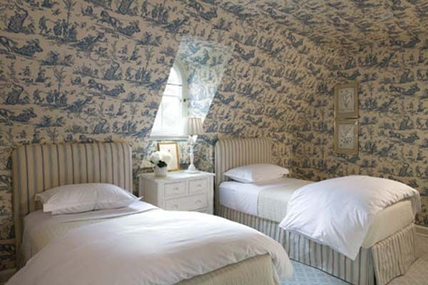 Beautiful ARTICLE: Toile De Joy | You Either Love It Or Hate It | Image Source