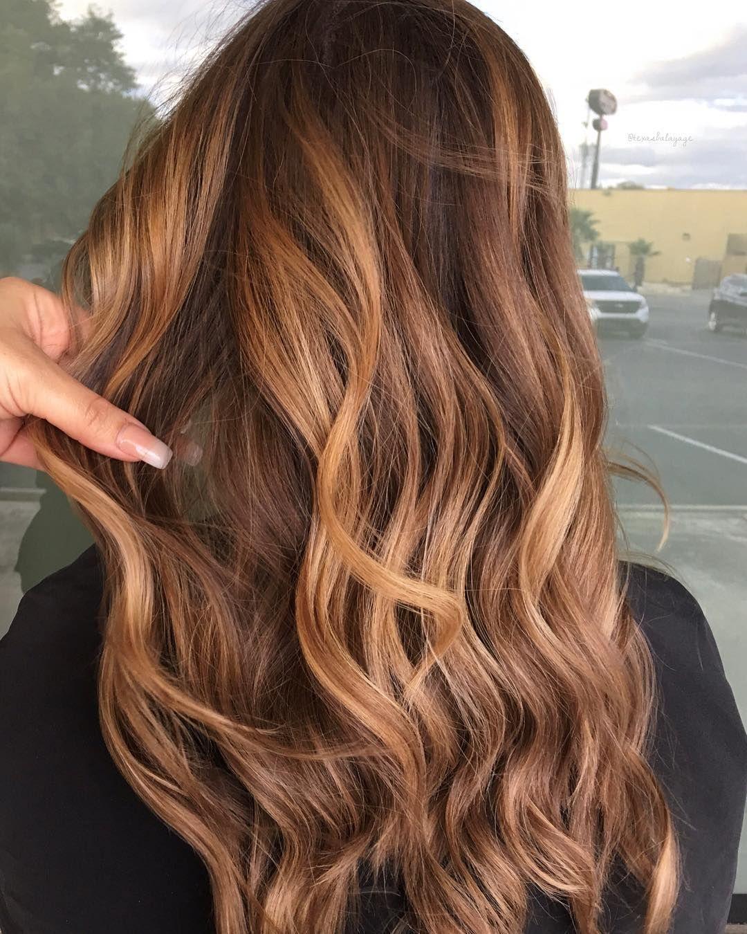 12 Frauen Nirvana Karamellfarbe Karamellfarbe Karamell Haarfarben ...
